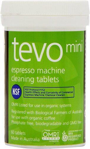 espresso machine cleansing tablet