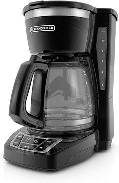 Black+Decker  CM1160B 12-Cup Programmable Coffee Maker