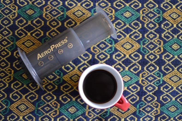 aeropress-coffee