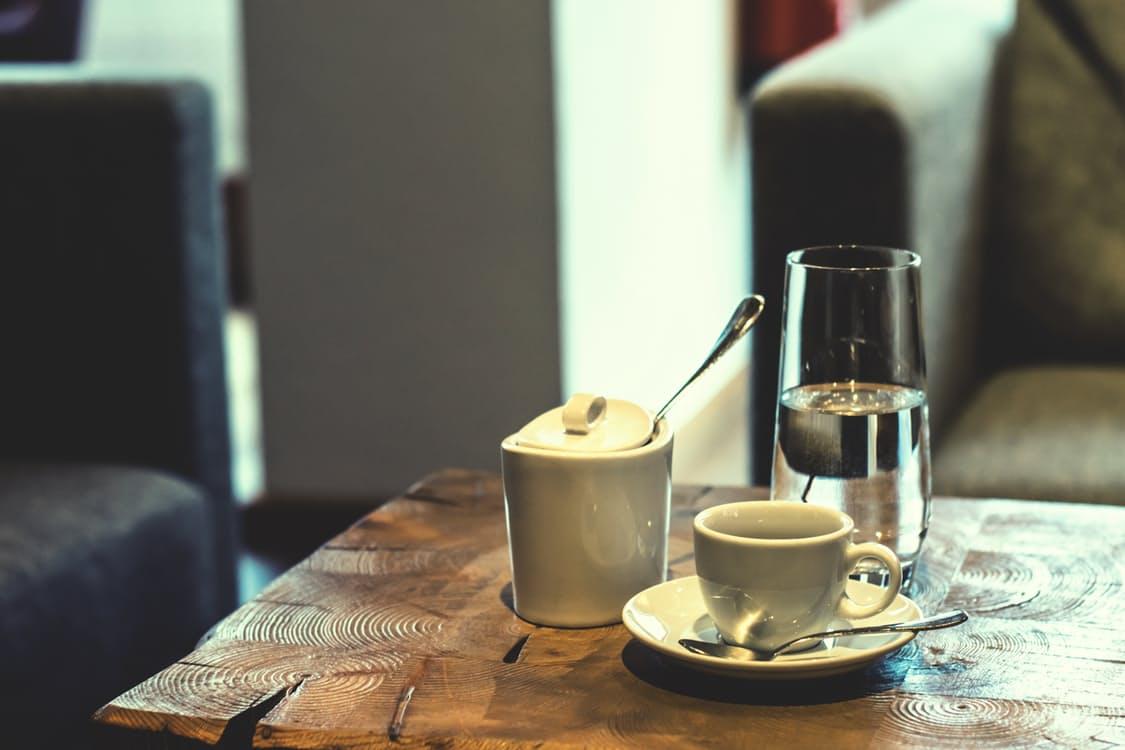 فنجان قهوة صحي