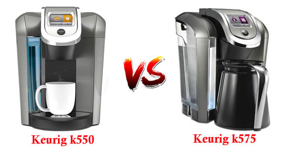 Keurig-k550-vs-k575