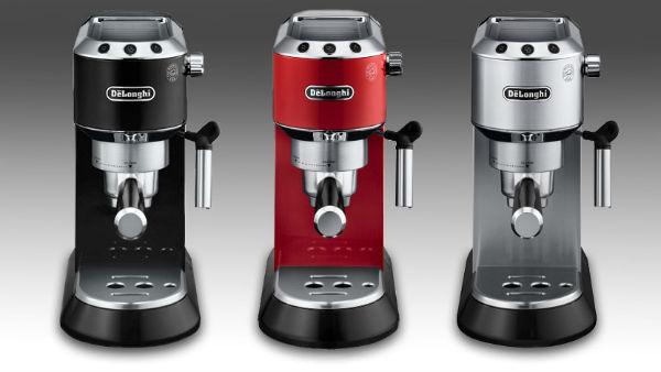 شرح ماكينة ديلونجي ديدكا و كيفية تبخير الحليب والاعدادات مكائن ومستلزمات تحضير القهوة مجتمع القهوة