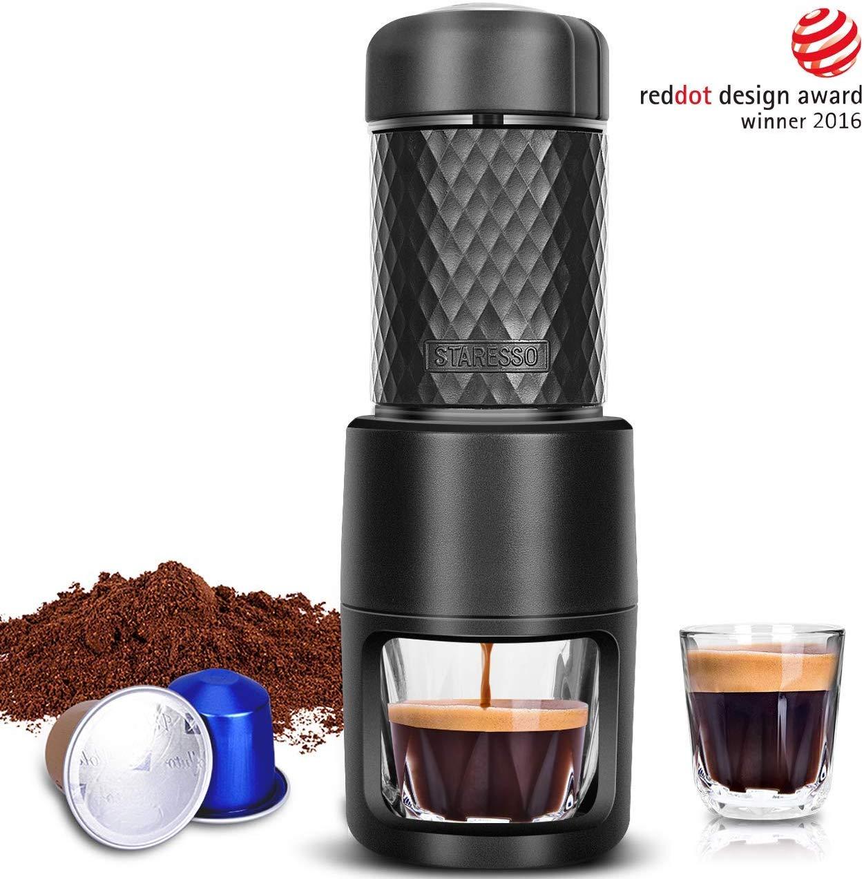 أفضل 5 مكائن اسبريسو لتحضير القهوة بالمنزل سعرها أقل من 1000 ريال مكائن ومستلزمات تحضير القهوة مجتمع القهوة